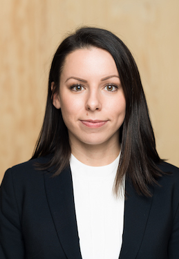 Sofia Grape, Biträdande jurist